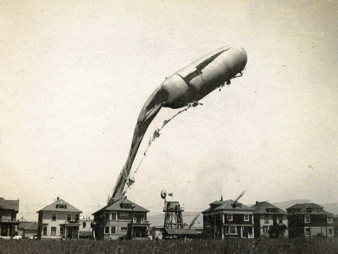 ja morrell airship