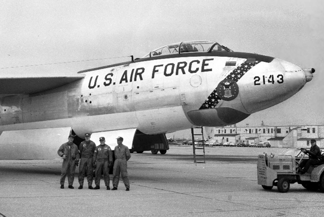 b-47 chicago 1 nov 60