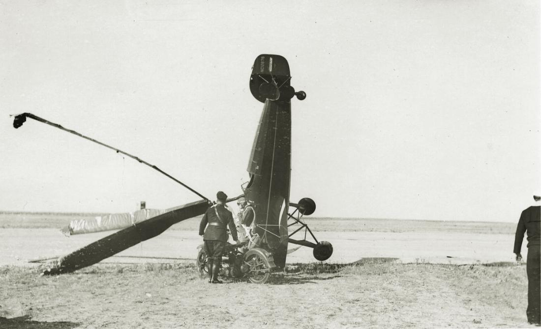 pitcairn pa-18 Fld Ben Fld 6-3-39