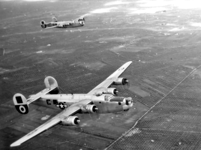 B-24_460_Bomb_group