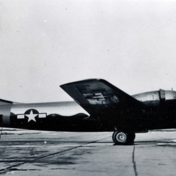 EB-29B 44-84035 of the 4112nd Army Air Forces Base Unit, Olmsted Field, Pa.