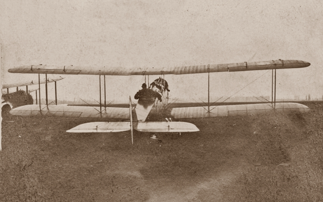 DH.4 of the US Air Service.
