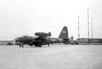 VP-1 P2V on deployment from NAS Whidbey Island.