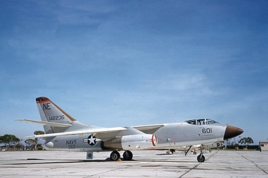 142236 of VAH-8. This aircraft crashed in 1962.