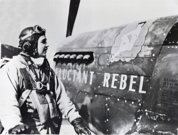 """Reluctant Rebel"" was piloted by Robert Foy."