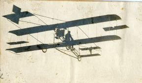 Curtiss was usually found at the controls of his more successful machines like the No. 2, seen here.
